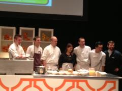 Gail Simmons & Chefs