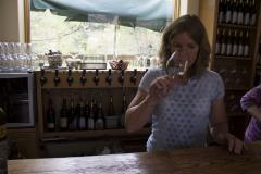 Michelle Cleveland, WineMaker for Creekside Cellars