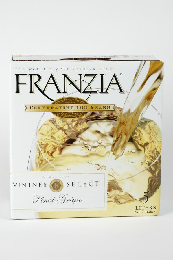 Franzia-wine