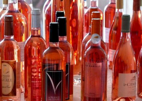 rose-bottles
