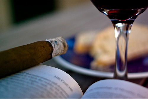 cigar-and-wine