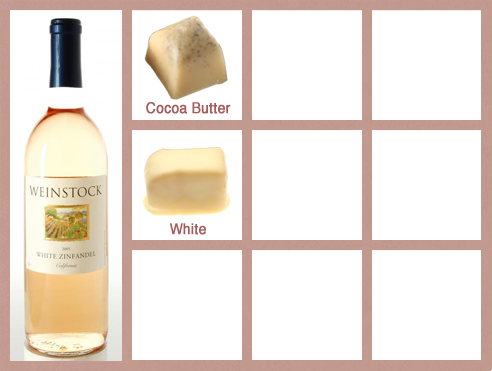 White_Zinfandel_Wine_Chocolate_Pairings